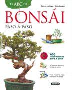 el abc del bonsai paso a paso rosenn le page 9788430559244