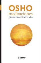 meditaciones para comenzar el dia-9788441427044