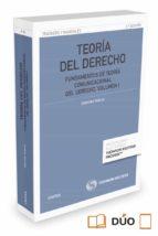 teoría del derecho, vol. i 2015 (6ª ed.)-gregorio robles morchon-9788447052844