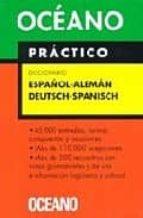 practico diccionario español aleman deutsch spanish 9788449421044