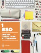 lengua castellana y literatura. construïm 2015 1º eso 9788466138444