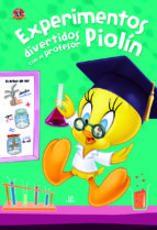 experimentos divertidos con el profesor piolin-9788466227544