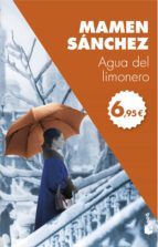agua del limonero-mamen sanchez-9788467049244