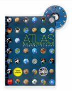 atlas geografico de españa y el mundo (incluye cd-rom)-9788467517644