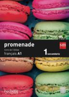 francés a1 promenade 15 1º eso 9788467562644