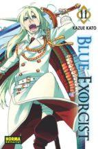 blue exorcist 11 kazue kato 9788467915044