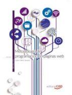 metodología de programación en páginas web. manual teórico 9788468156644
