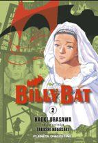 billy bat nº2 naoki urasawa takashi nagasaki 9788468402444