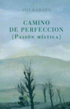 camino de perfeccion (pasion mistica)-pio baroja-9788470351044