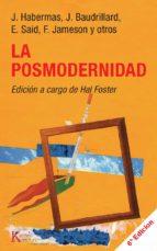 posmodernidad, la-hal y otros foster-9788472451544