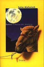 amira, princesa del desierto-salim alafenisch-9788478442744