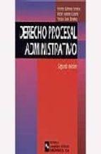 derecho procesal administrativo vicente gimeno sendra victor moreno catena pascual sala sanchez 9788480046244