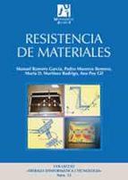 resistencia de materiales manuel et al. garcia romero 9788480213844