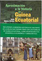 aproximacion a la historia de guinea ecuatorial-bolekia justo-9788481961744