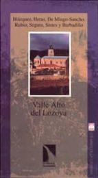 El libro de Valle alto de loyoza autor VV.AA. PDF!