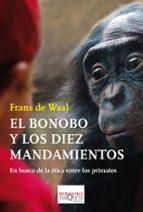 el bonobo y los diez mandamientos-frans de waal-9788483838044