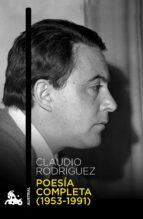 poesía completa (1953-1991)-claudio rodriguez-9788483839744
