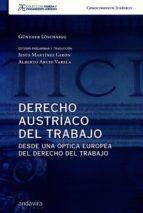 derecho austríaco del trabajo-9788484089544