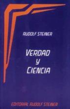 verdad y ciencia-rudolf steiner-9788489197244