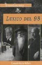 lexico del 98-consuelo garcia gallarin-9788489784444