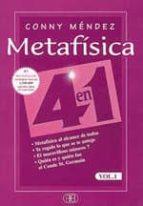 metafisica, 4 en 1 (vol. 1)-conny mendez-9788489897144