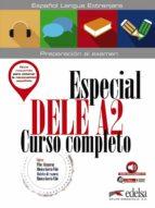 especial dele a2 curso completo pilar alzugaray monica garcia viño sanchez 9788490816844
