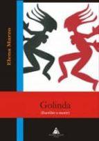 golinda: escribir o morir-elena marzo-9788492952144