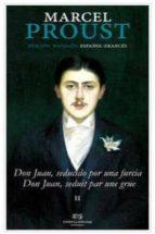 El libro de Don juan seducido por una furcia autor MARCEL PROUST TXT!