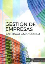 gestion de empresas-santiago garrido buj-9788494698644