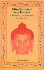 mindfulness y mucho más-isidro gordi-9788495094544