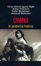 El libro de Chiapas: en perspectica historica autor VV.AA. DOC!