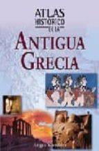 atlas historico de la antigua grecia angus konstam 9788497646444