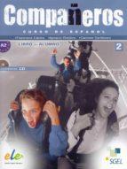 compañeros 2 alumnos (incluye cd) 9788497784344