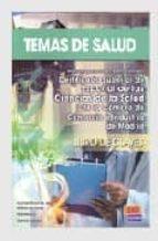 temas de salud claves: manual para la preparacion del certificado superior 9788498480344