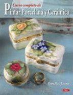 pintar porcelana y ceramica-priscilla hauser-9788498741544