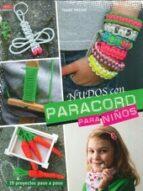 nudos con paracord para niños thade precht 9788498744644