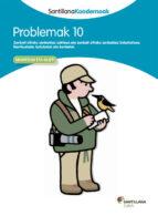 koadernoa 10  problemak euskara ed 13-9788498943344