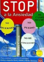 stop a la ansiedad.-ramiro calle-9788499501444