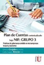 plan de cuentas bajo nif: grupo 3 (ebook) 9789587626544