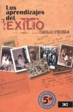 los aprendizajes del exilio-9789682327544