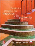estadistica aplicada a los negocios y economia (13ªed.)-douglas lind-9789701066744