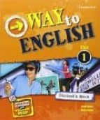 way to english 1 eso student s book mec ed 2016 9789963517244