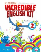 incredible english kit 2 cb 3 ed 9780194443654