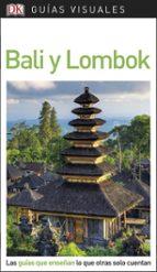 bali y lombok 2018 (guias visuales) 9780241338254