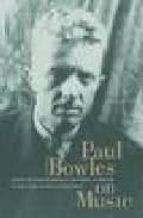 On music ePUB iBook PDF 978-0520236554 por Paul bowles