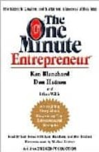 the one minute entrepreneur ken blanchard 9780739329054