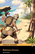 robinson crusoe bk/cd pack (penguin readers level 2)-daniel defoe-9781408278154