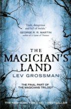 the magician s land: book 3 lev grossman 9781784750954