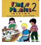 finger phonics book 2 (c,k,eh,r,m,d)-9781870946254