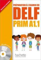 delf prim a1.1 alum+cd-9782011559654